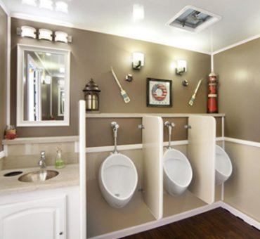 Baños móviles de lujo